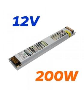 FUENTE ALIMENTACION 12V 200W IP20 16.7A LH