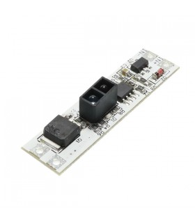 SENSOR MOVIMIENTO INFRARROJO MINI PERFIL TIRA LED 12V
