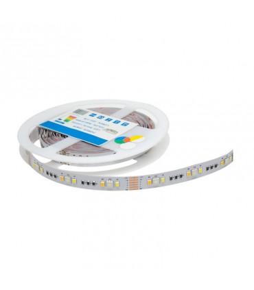 TIRA DE LED 12V RGB+W+WW IP20 120º