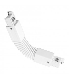 CONECTOR LED CARRIL MONOFÁSICO TT FLEXIBLE