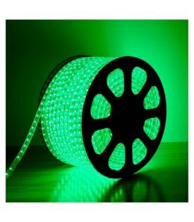 BOBINA TIRA LED RGB 50 M SMD 5050 220V IP65 12W/M