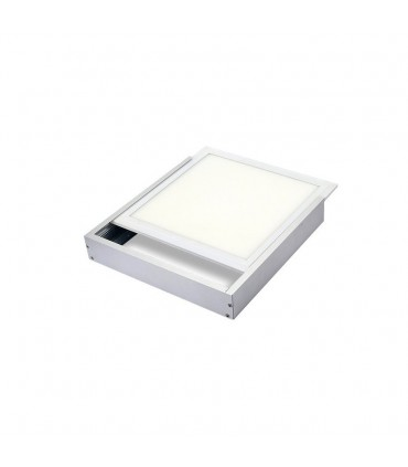 KIT SUPERFICIE PANEL LED 60X60