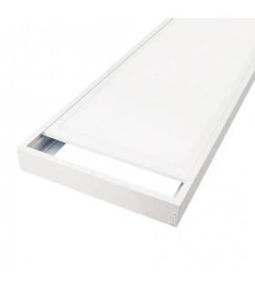 KIT SUPERFICIE PANEL LED 120X30