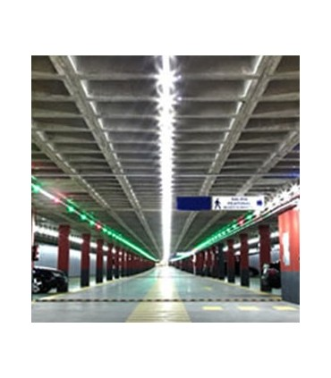 TUBO ALUMINIO/PVC LED