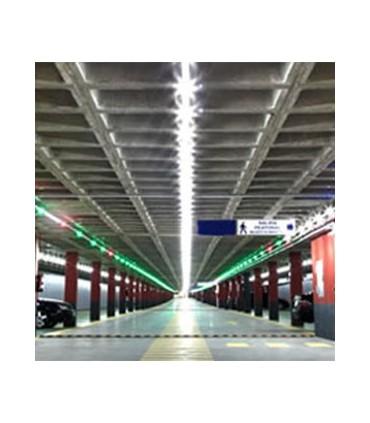 TUBO DE PVC Y ALUMINIO LED